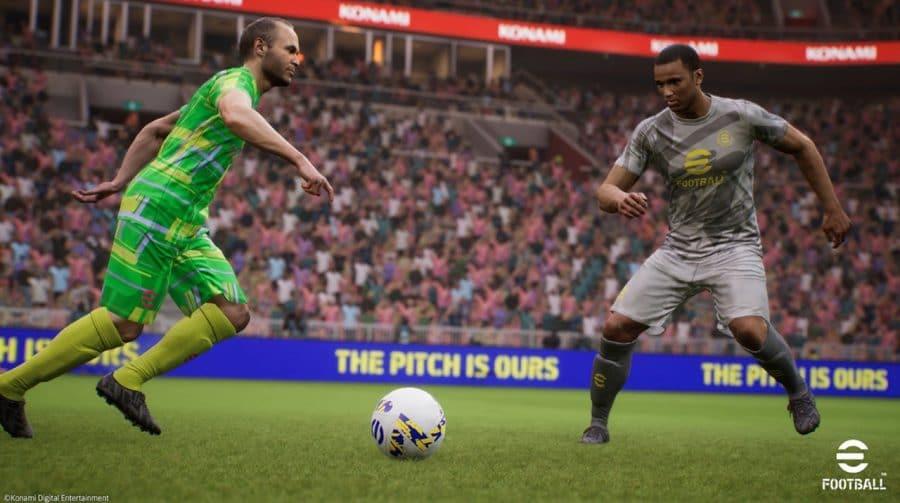 eFootball: modo Master League será vendido como DLC futuramente
