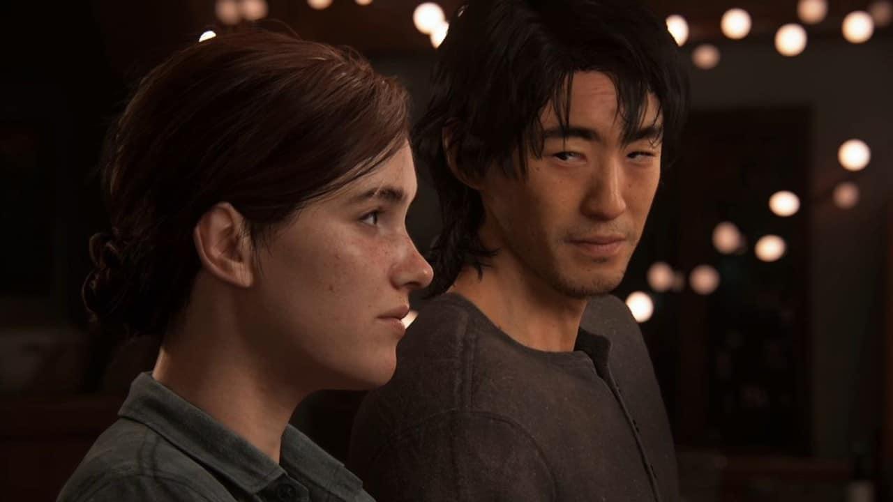 Jesse e Ellie - Personagens de The Last of Us Parte II