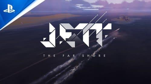 Sony mostra primeiro gameplay de Jett: The Far Shore