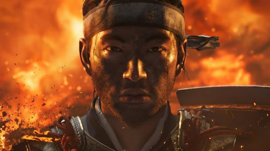 Ghost of Tsushima: sincronia labial japonesa só é possível por causa do PS5