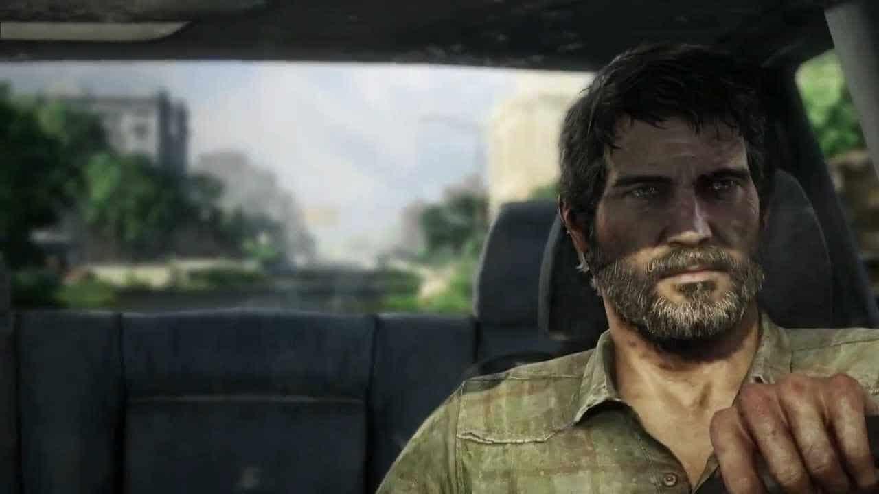 Joel - Personagem de The Last of Us