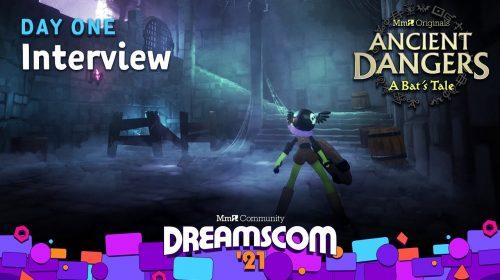 Estúdio lançará dois jogos feitos em Dreams: Tren e Ancient Dangers: A Bat's Tale