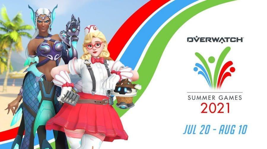 Os Jogos de Verão de Overwatch estão de volta