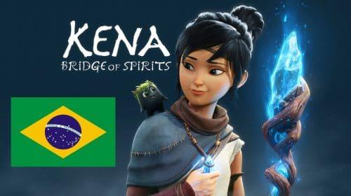 Ember Lab trabalha para que Kena: Bridge of Spirits tenha legendas em PT-BR