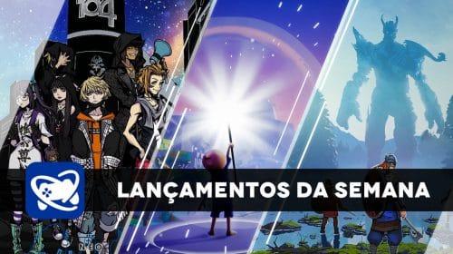 Confira os lançamentos da semana (25/07 a 01/08) para PlayStation 4 e PlayStation 5