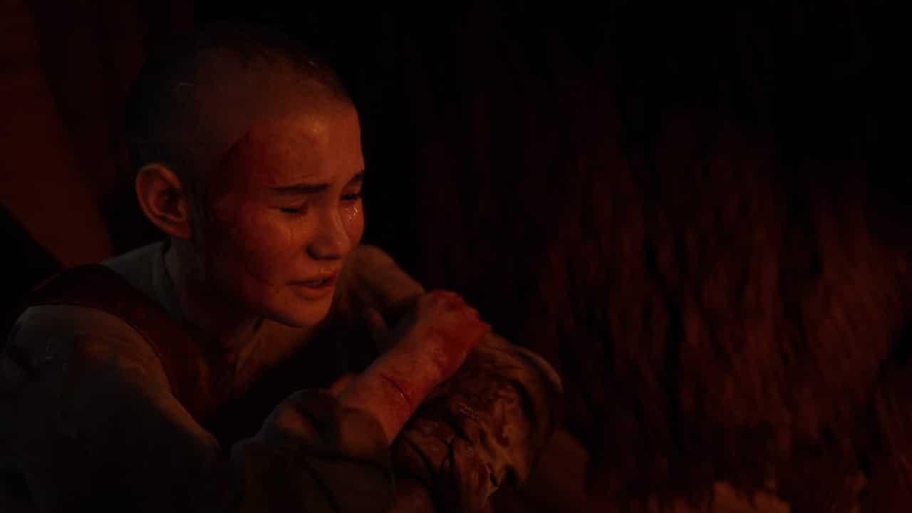 Lev - Personagens de The Last of Us parte II