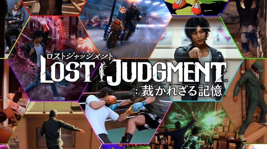 SEGA divulga novo gameplay de Lost Judgment em trailer estendido