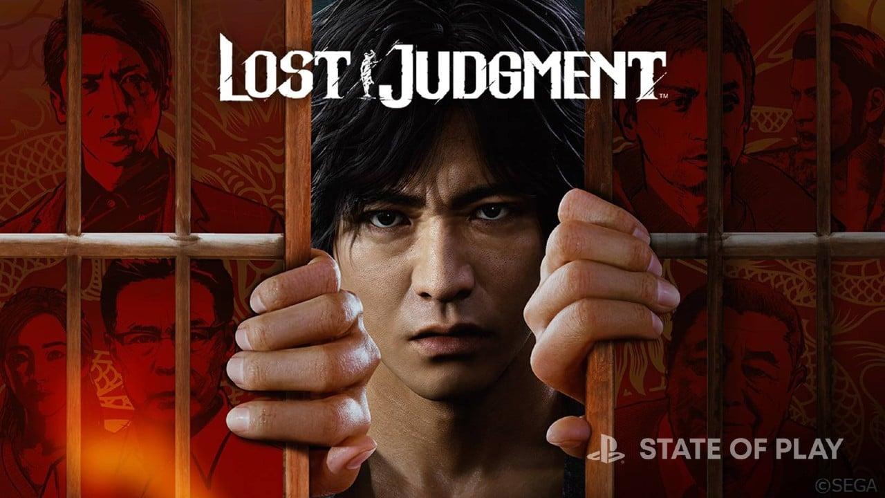 Protagonista de Lost Judgment.