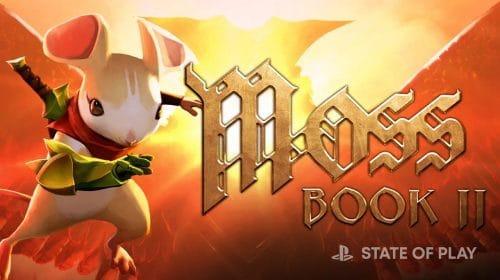 Quill voltou! Moss: Book II é anunciado para PlayStation VR