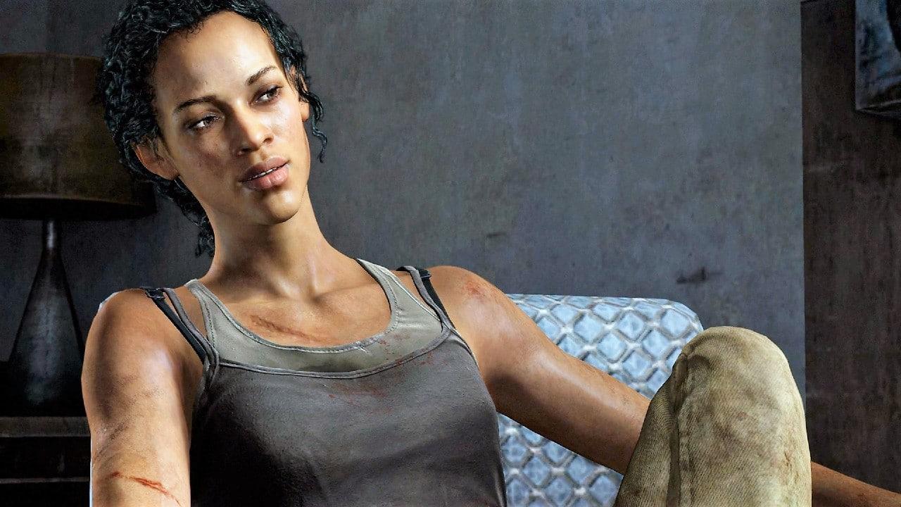 Marlene - personagens de The Last of Us