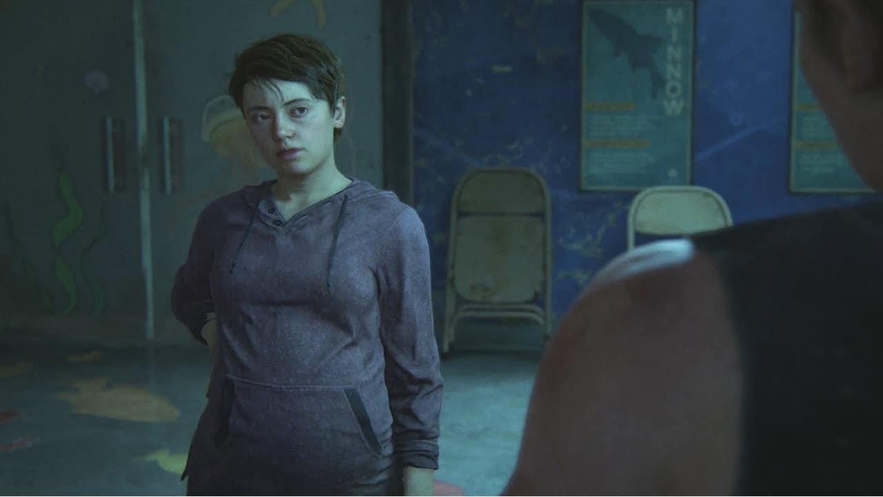 Mel - principais personagens de The Last of Us - Parte II