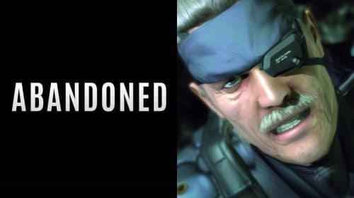 Blue Box insinua personagem de Metal Gear em imagem de Abandoned