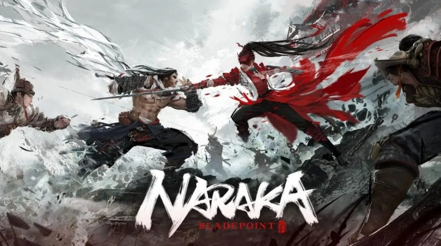 Naraka: Bladepoint, um novo battle royale, está a caminho do PlayStation 5