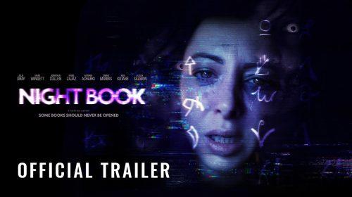 Night Book, filme de terror e suspense interativo, chega no final de julho ao PS4