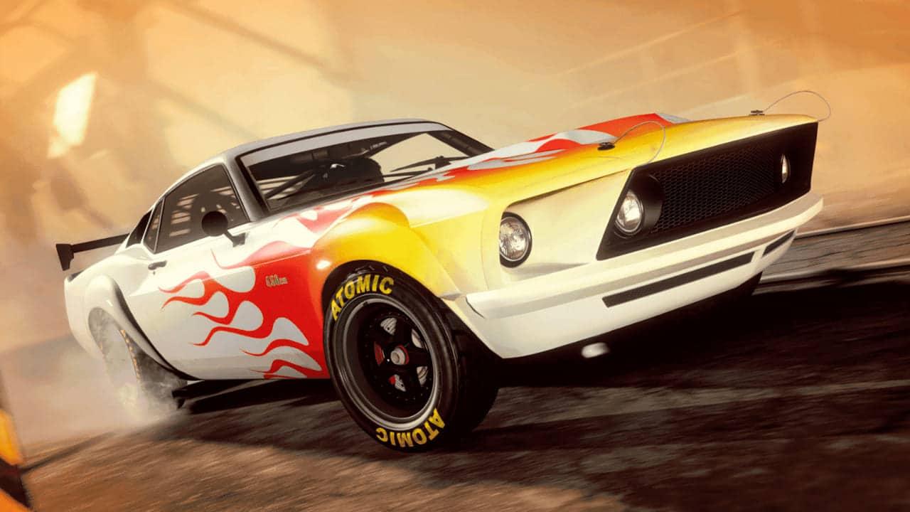 Novo carro de GTA Online