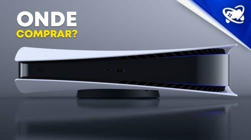 Onde comprar o PlayStation 5 no Brasil?