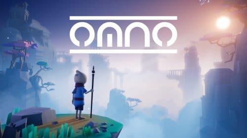 Omno, um jogo de aventura e exploração, chegará no fim de julho ao PlayStation 4