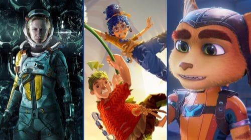Os 20 melhores jogos de PS4 e PS5 lançados no 1º semestre de 2021