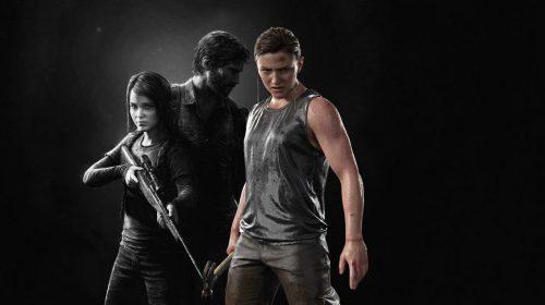 Os principais personagens de The Last of Us