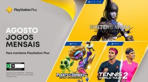 [Oficial] Sony revela jogos do PS Plus de agosto de 2021