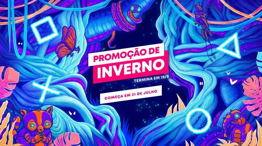 Tradicional promoção de inverno da PS Store começa nesta quarta (21)