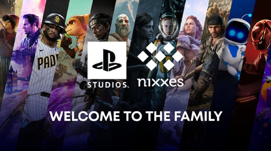 Sony anuncia a compra de um novo estúdio para a família PlayStation: Nixxes Software