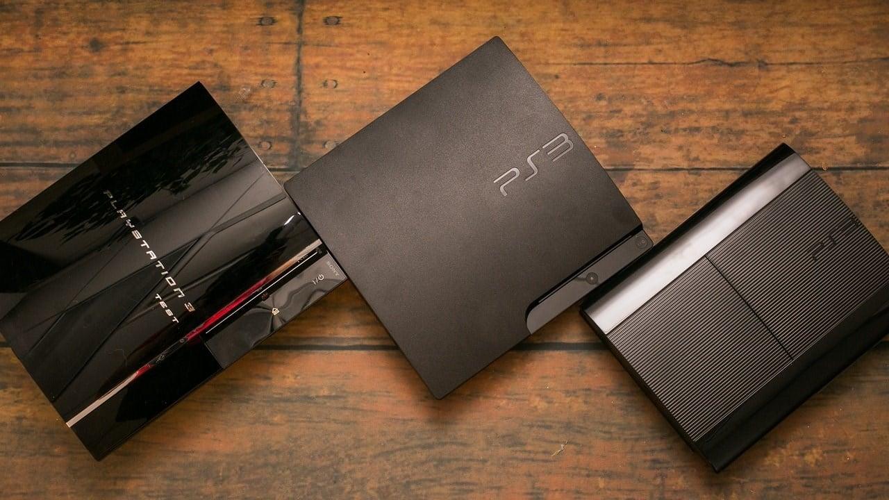 PlayStation 3 versões