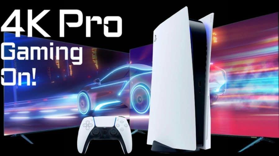 Gigabyte anuncia novo monitor 4K/120 Hz projetado para o PlayStation 5