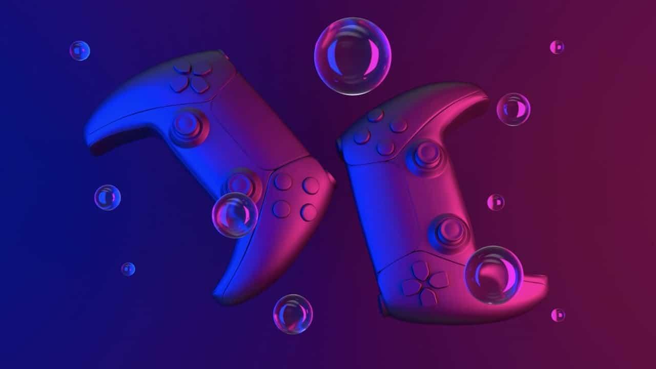 DualSense, controle da PlayStation encontrado no diretório da Netflix.