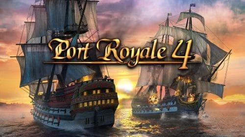 Port Royale 4 no PS5: estreia do game na next-gen será em setembro