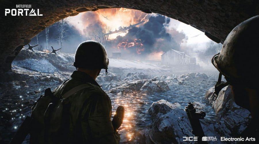 Tudo sobre Battlefield Portal, o