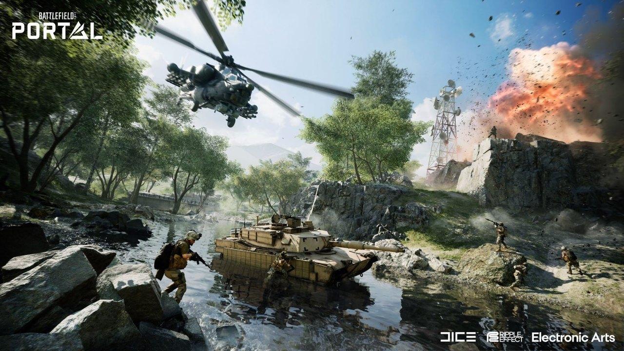 Gameplay de Battlefield 2042