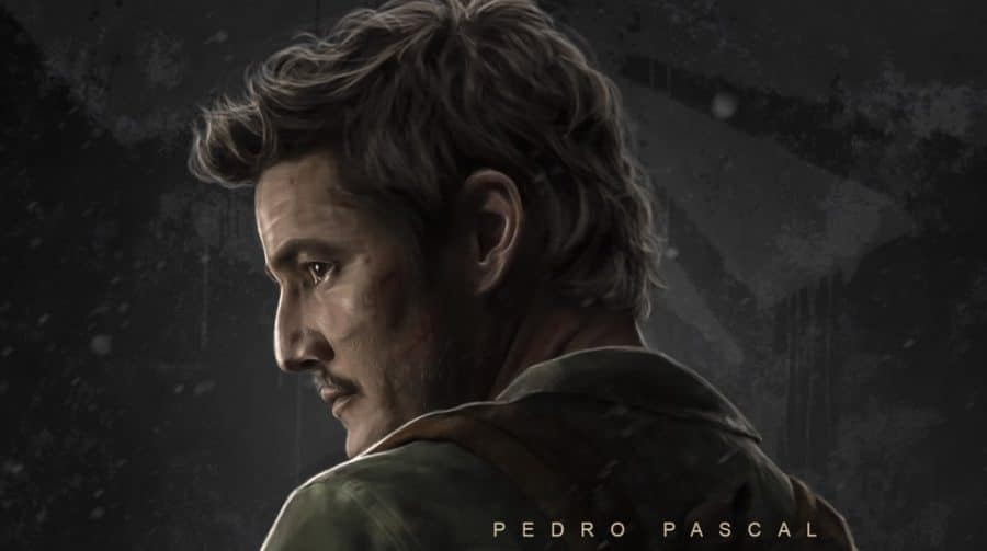 Fã cria belos posters de Joel e Ellie na série de The Last of Us