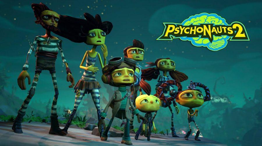 Psychonauts 2: trailer mostra mais da história; Desempenho melhor Xbox Series