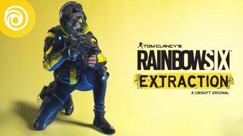 Rainbow Six Extraction terá crossplay e transferência de saves já no lançamento