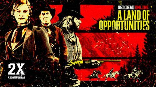 Atualização Red Dead Online: Blood Money chegará no dia 13 de julho