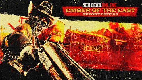 Novo evento de Red Dead Online oferece prêmios em Annesburg