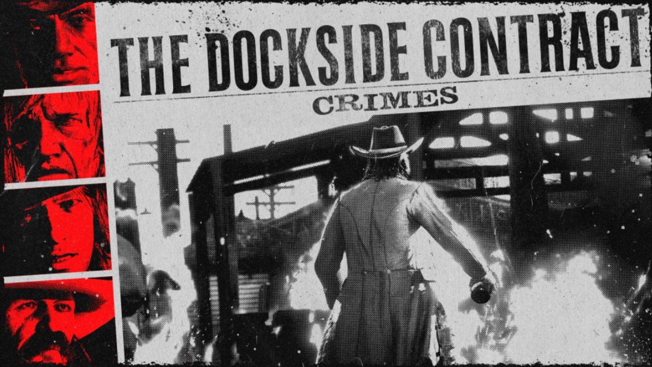 Red Dead Online - Docas