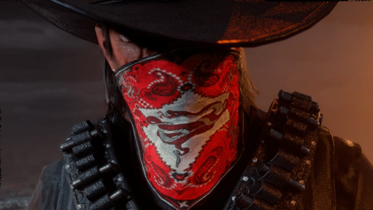 Red Dead Online - Peças de vestuário