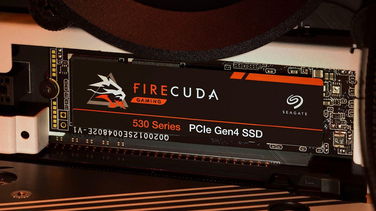 Seagate FireCuda 530 é o primeiro SSD confirmado para o PS5