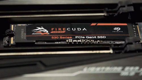 Seagate FireCuda 530 é o primeiro SSD confirmado para o PS5; preço mínimo de US$ 140