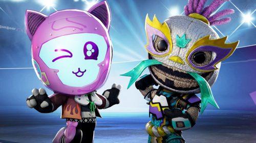 Personagens de Destruction AllStars viram skins de Sackboy: Uma Grande Aventura