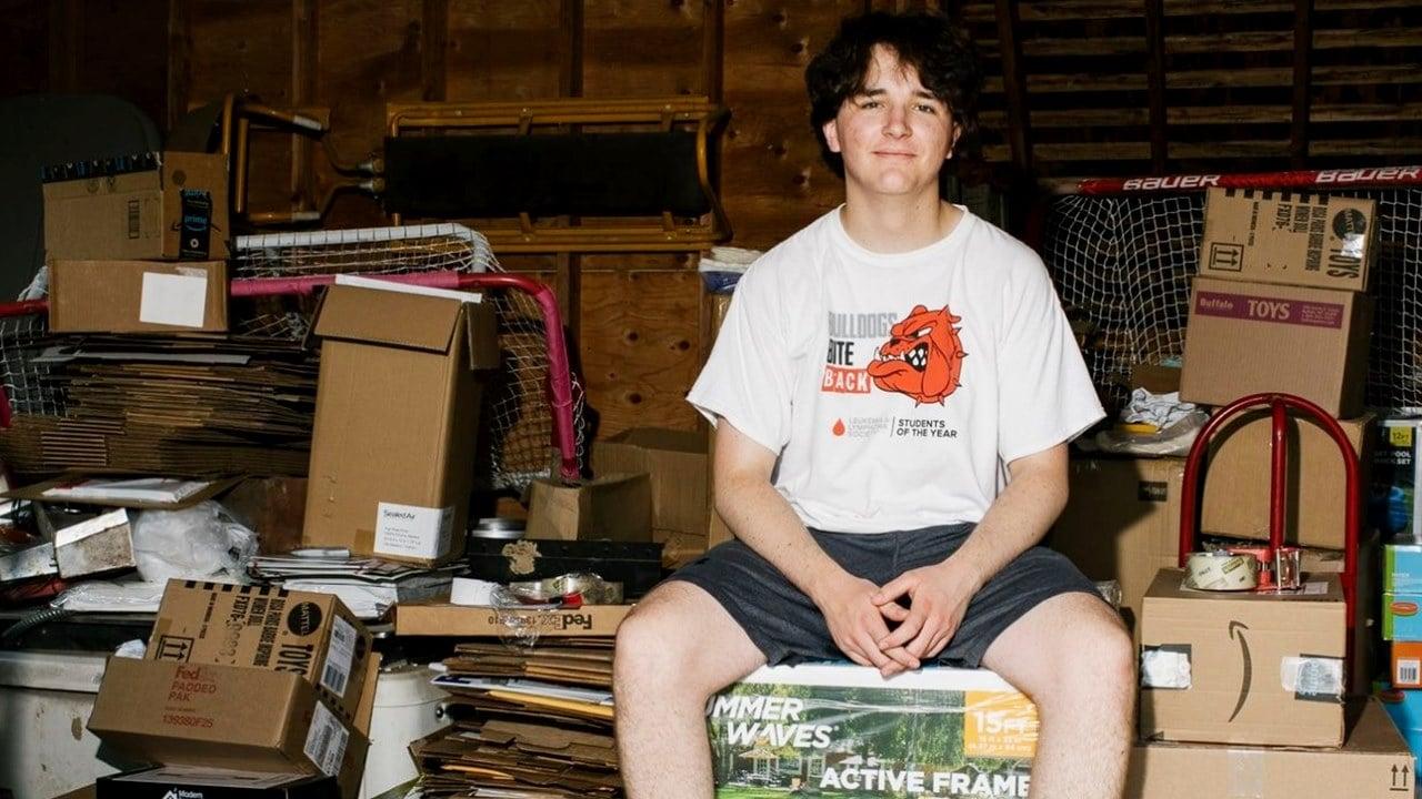 Max Hayden, Scalper de PS5 que tem apenas 16 anos.