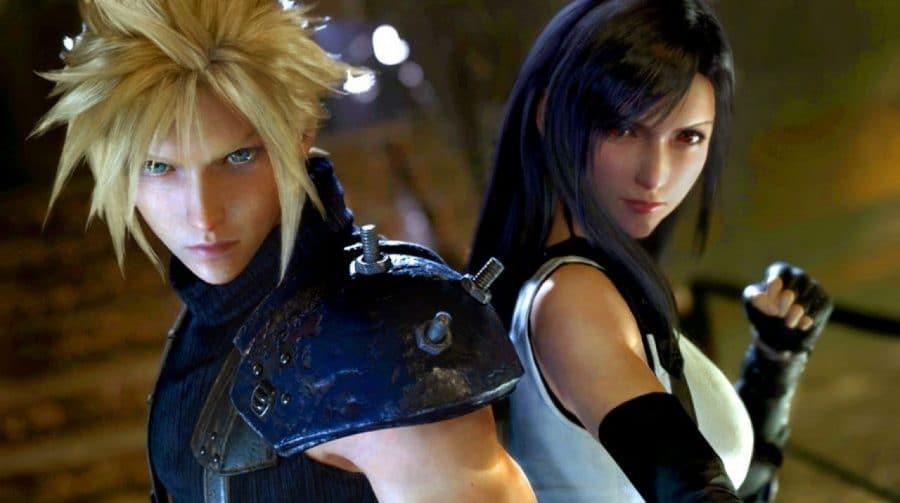 Série de Final Fantasy estaria em produção na Netflix, diz site