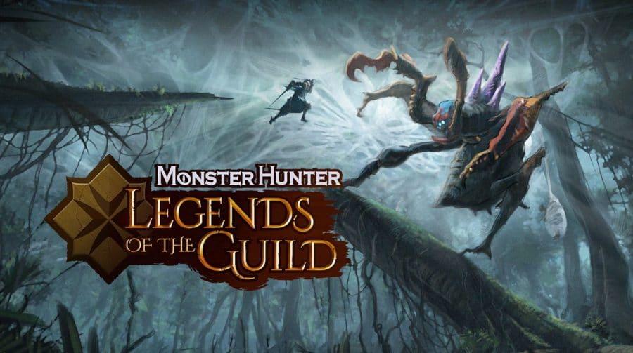 Monster Hunter: Legends of the Guild estreará em agosto na Netflix