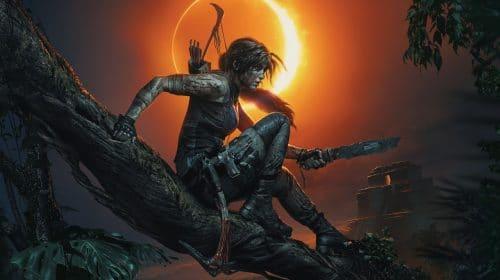 Veja 16 minutos de Shadow of the Tomb Raider no PS5 em 4K/60 FPS