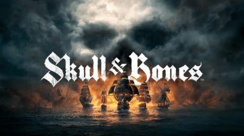 Após 8 anos de produção, Skull & Bones finalmente chegou na fase alpha