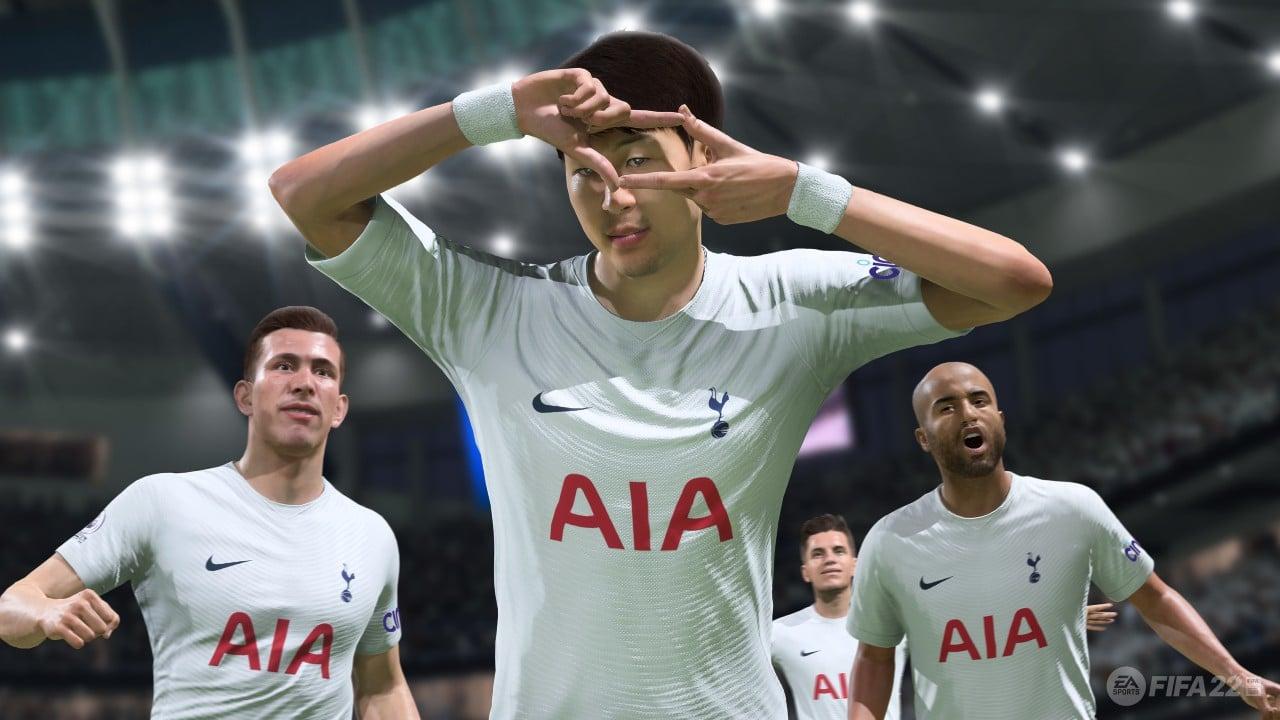 Son em FIFA 22