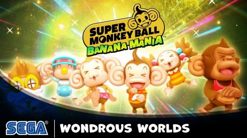 Trailer de Super Monkey Ball Banana Mania destaca os cenários do game