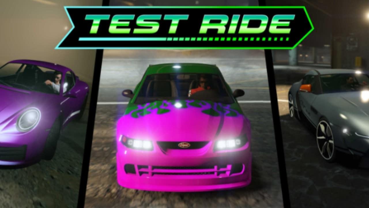 Test Ride - GTA Online